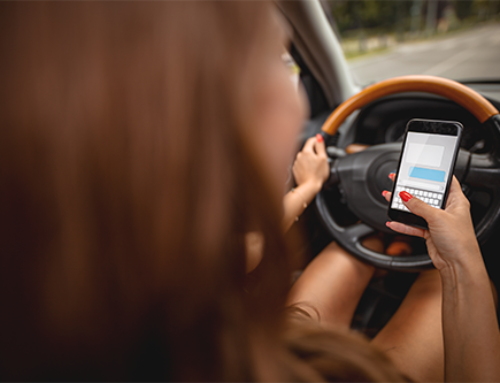 Texting While Driving Car Accidents