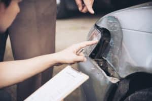Auto Collisions in West Virginia